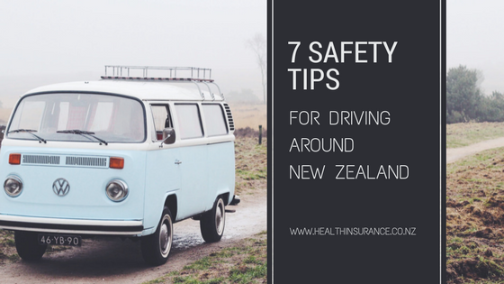travel insurance blog about driving safety tips for new zealand