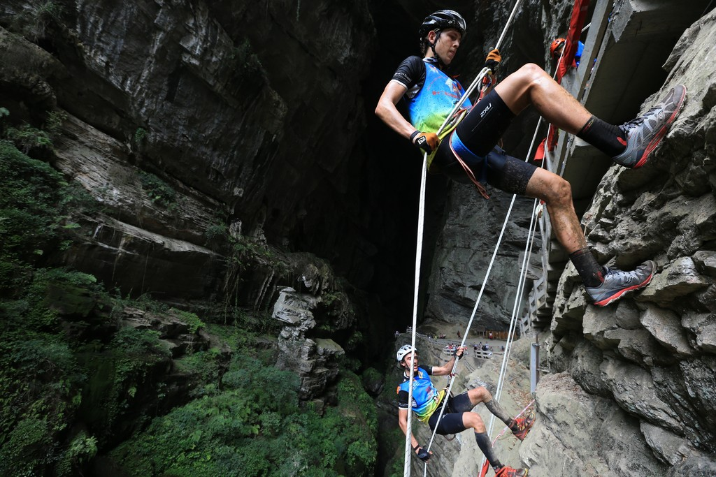 Black Dirt Adventure Racing team compete in Wulong China