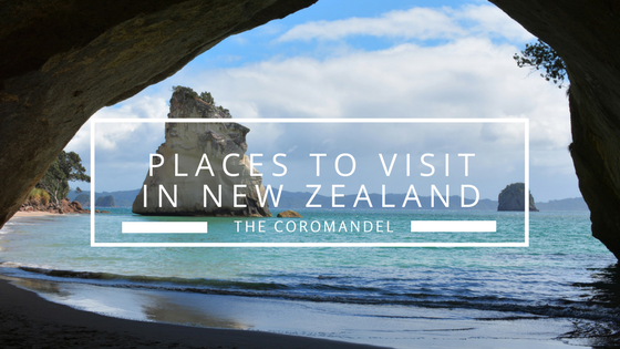 places to visit in new zealand, coromandel. blog by travel insurance brokers