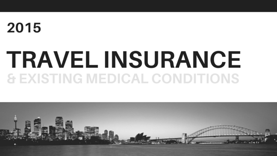 Travel Insurance & Existing Medical Conditions Blog from Health and Travel Insurance Brokers New Zealand