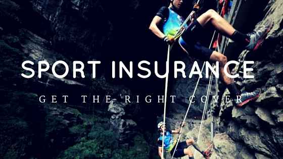 Photo of rock climbers for Sport Insurance blog