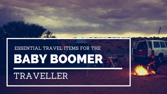 Health and travel insurance blog about baby boomer travellers